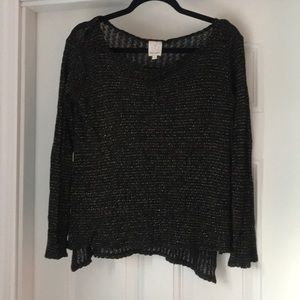 Thin Ella Moss Sweater